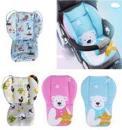 Baby Stroller High Chair Seat Cushion Liner Mat