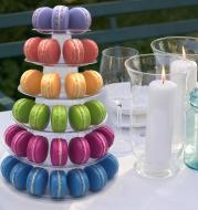6-Layer macarons display stand