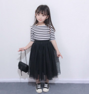 Two-piece dress for children