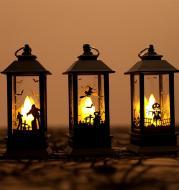 Halloween Decoration Pumpkin Lamp