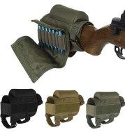 Advanced cheek support accessory bag