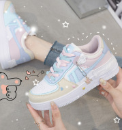 Autumn Winter New Women's High-Top Sneakers No DDecoration Fashion Increased Women's Platform Casual Shoes Couple Sneakers