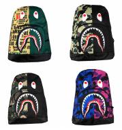 Shark children's school bag