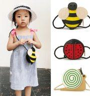 Children's shoulder bag