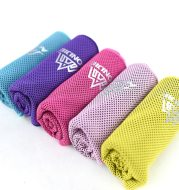 Cold sports towel sweat-absorbent towel