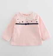 Children's bottoming shirt