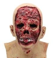 Scary Skull Latex Headgear