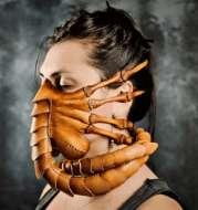 Trending Halloween Horror Scorpion Mask