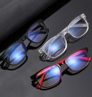 Unisex Fashion Blue Light Blocking Glasses
