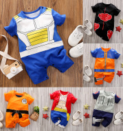 Anime baby diapers
