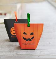 Halloween Pumpkin Folding Gift Pack