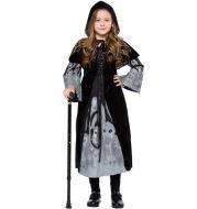 Halloween Children Skeleton Ghost Costume