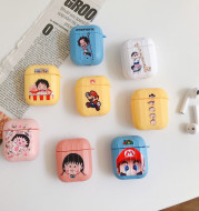 Silicone earphone protective cover