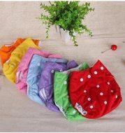 Leak-proof and waterproof diapers for newborn babies