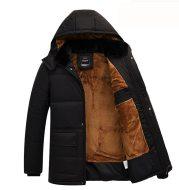 Warm cotton jacket