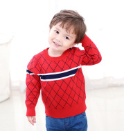 Boys knitwear diamond