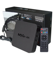 MXQ-4K RK3229 H3 Android 7.1 network set-top box