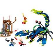 Elves Dragon Scorpion Building Blocks Bricks
