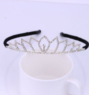 Crown headband headdress