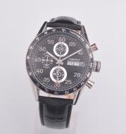 Men's waterproof mechanical watch