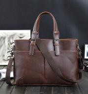 Men's shoulder crossbody handbag
