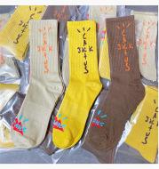 Three-color TS stockings