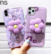 Purple lavender phone case