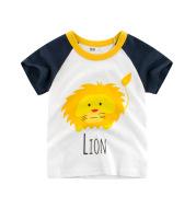 Summer children's T-shirt short sleeve