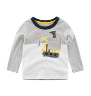 Long sleeve T-shirt children's clothing