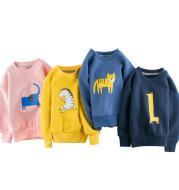 Children's sweater baby clothes