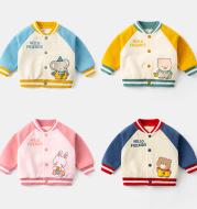 Baby jackets, children's clothing, girls' tops, newborn clothes