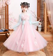 Children's antique dress