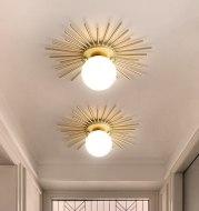Corridor balcony ceiling lamp