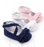Lace baby toddler shoes