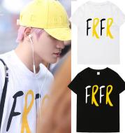 NCT 127 combination peripheral Li Tairong same T-shirt