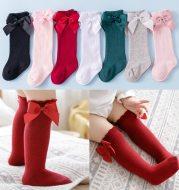 Girl student little princess red socks