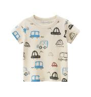 Korean children's short-sleeved T-shirt