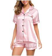 Pyjamas ladies Pajamas Sleeping Clothes Nightwear Women