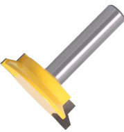 Woodworking Cutter Engraving Knife 1/2x 50.8mm Yellow