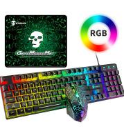 Kuiying T6RGB Luminous Keyboard And Mouse Set