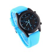 Fashion Jelly Silicone Strap Quartz Watch