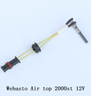 Ceramic Heating Rod Spark Plug Ignition Needle 12v