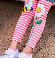 Fashionable Cute Girls Cotton Outer Wear Leggings