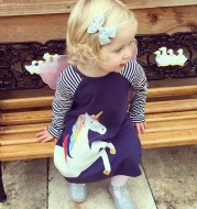 New Foreign Trade European And American Style Brand Children's Clothing