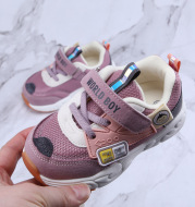 Children's Shoes Baby Breathable Mesh Casual Shoes Ultralight Mesh Shoes
