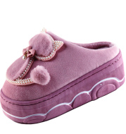 Cute Cat Slippers Ladies Platform Indoor Shoes For Women Winter Autumn Home Slippers Female Warm Shoes 2021 New Arrival
