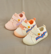 Baby Toddler Shoes Spring New Boys And Girls Breathable Soft Sole