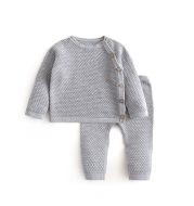 Children's Sweater Long Sleeve Korean Pullover Winter Cotton Suit