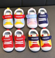 Toddler Baby Soft-soled Indoor Velcro Casual Shoes