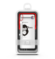 Transparent Tempered Glass Phone Case